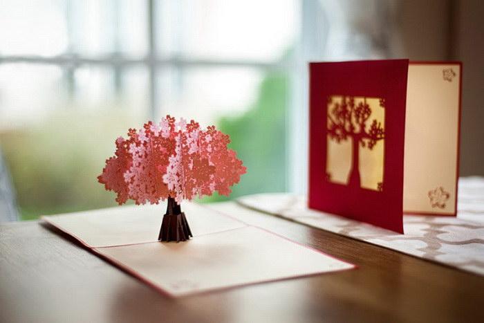 Невероятные открытки LovePop Cards