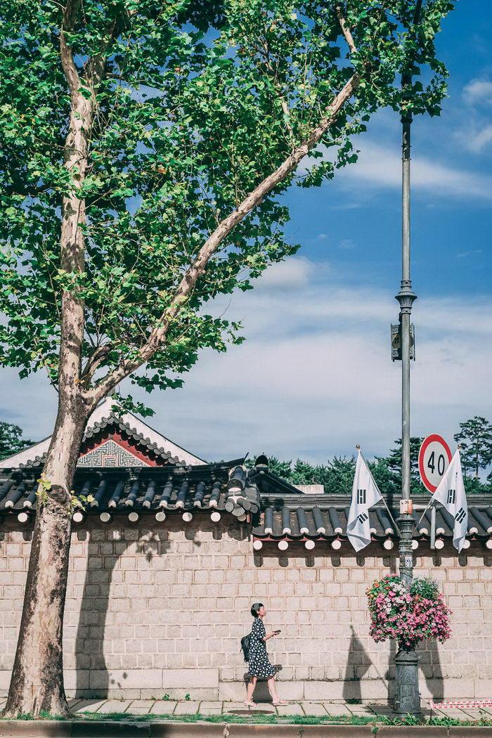 Южная Корея в фотографиях JL McKown