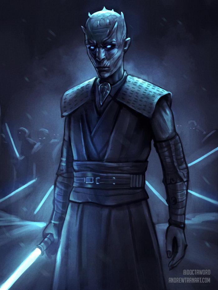 Персонажи Игры Престолов во Вселенной Звездных Войн