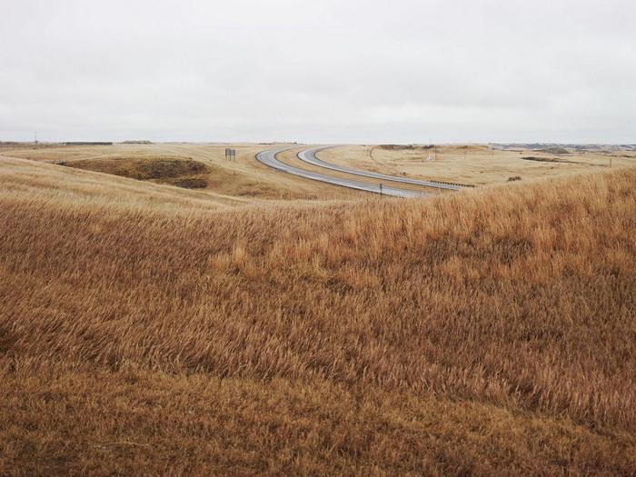 Американские дороги в фотографиях Josef Hoflehner