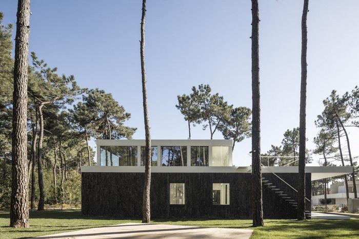 Современный дом Casa Herdade da Aroeira