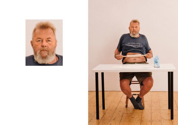 Фото на паспорт: проект Max Siedentopf