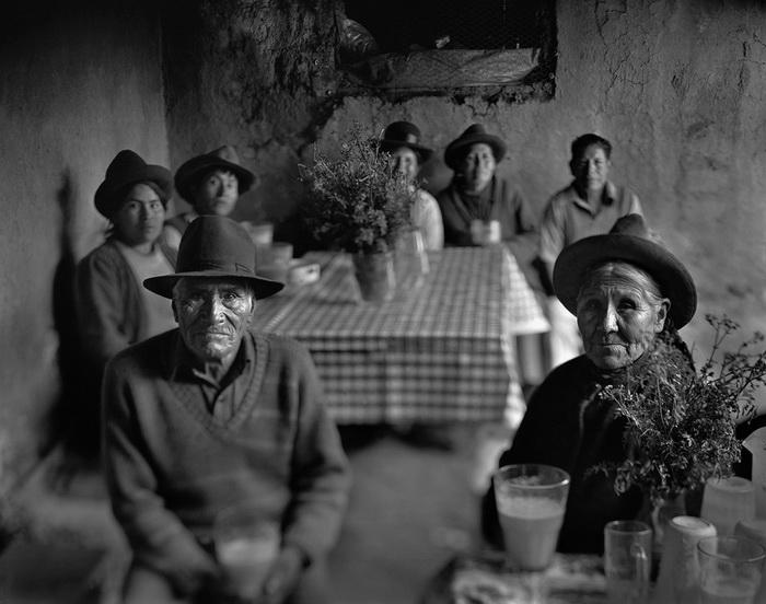 Перуанский фотограф Martin Chambi Jimenez