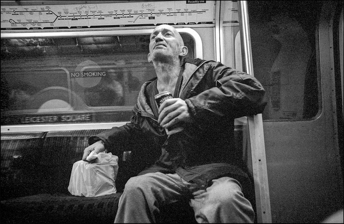 Лондонское метро в снимках Paul Baldesare