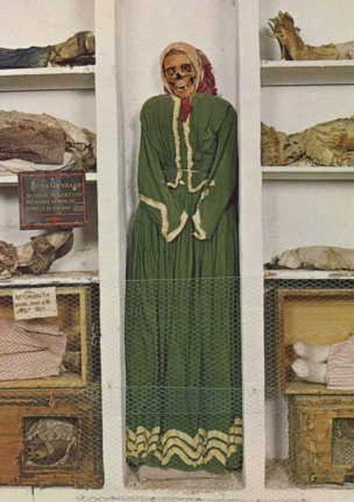 «Музей мертвых» в Палермо