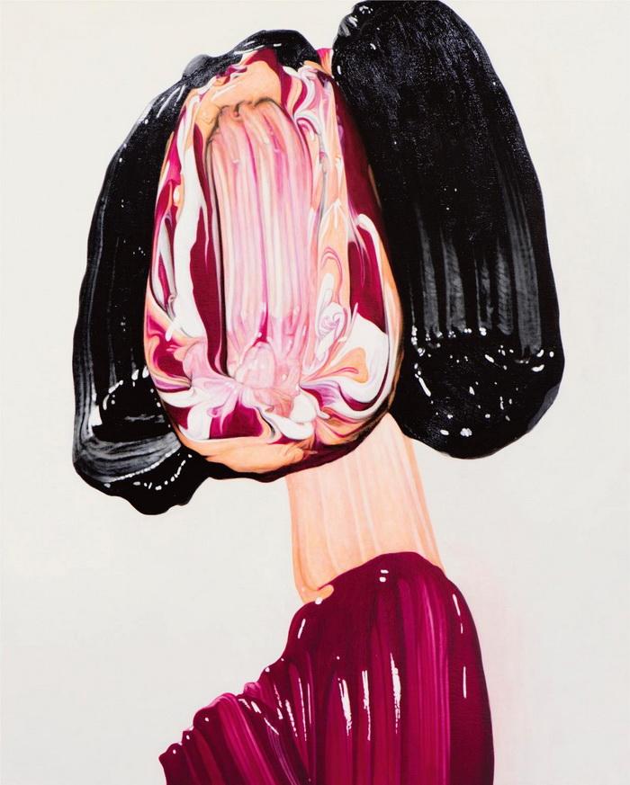 Необычные портреты Teppei Takeda