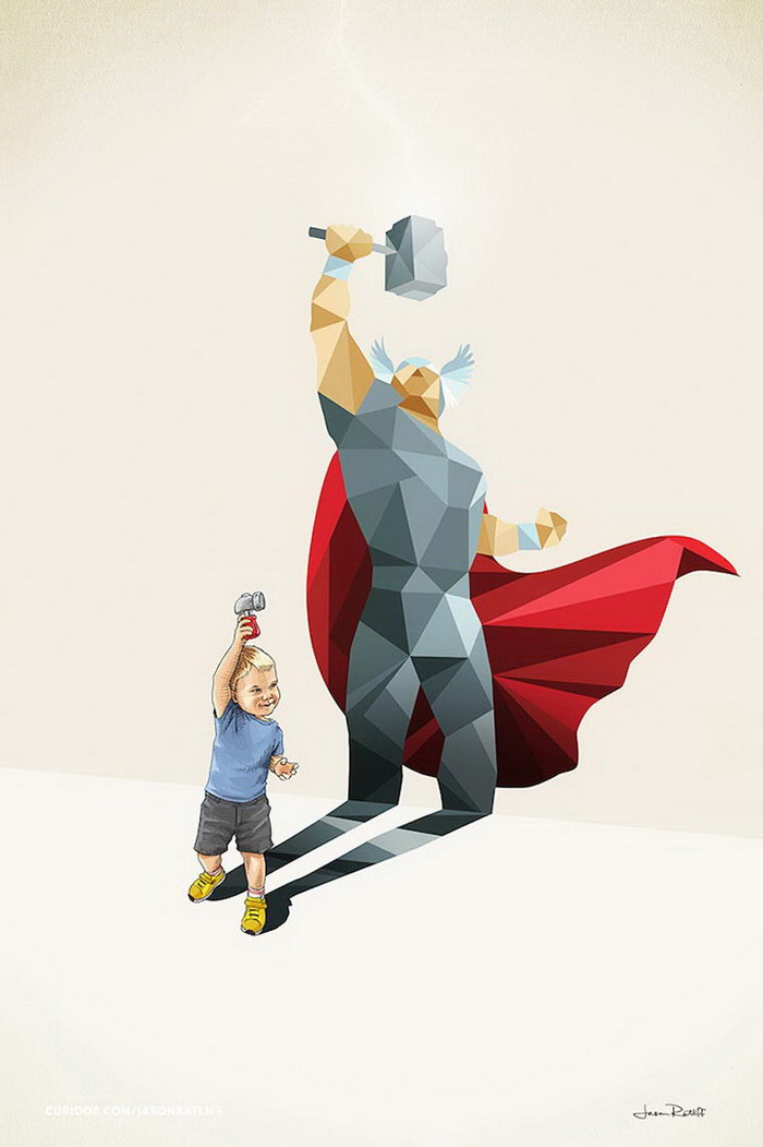 Проект «Супер-тени» Jason Ratliff
