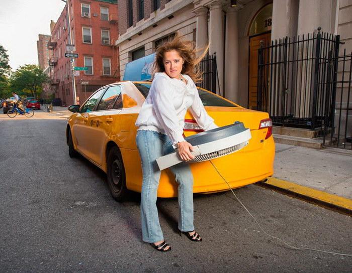 Календарь сексуальных таксистов Нью-Йорка 2016