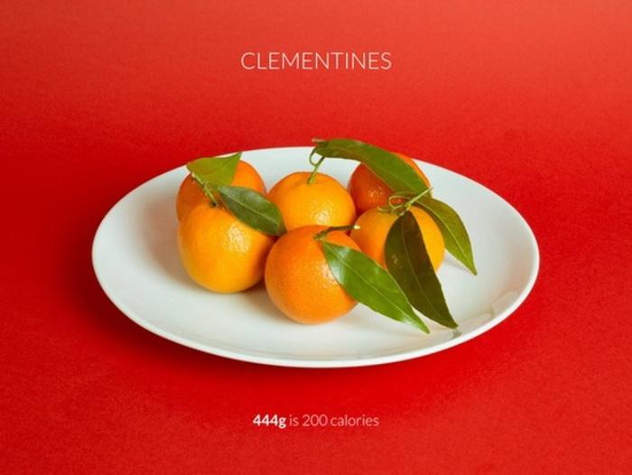 200 калорий с новогоднего стола