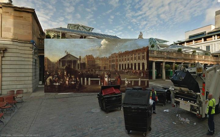 Лондон: сейчас и много лет назад