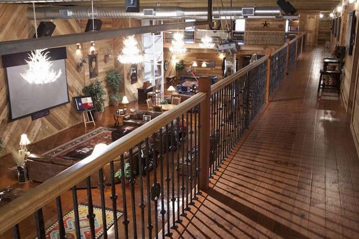 Дом в амбаре: новая мода для жителей Техаса