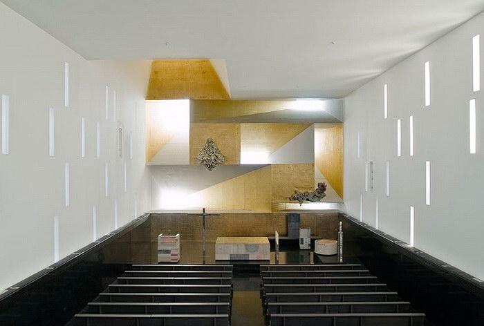 Собор Санта-Моника в Мадриде