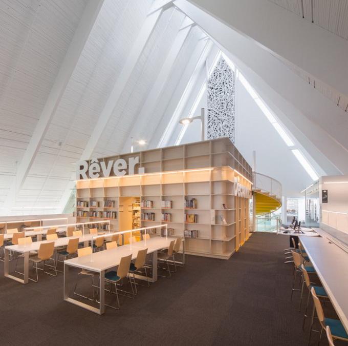Библиотека в Канаде