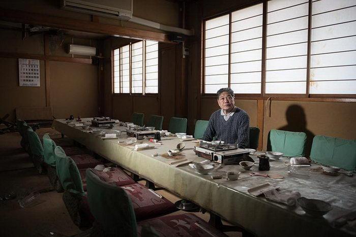 Возвращение в Фукусиму: фотопроект Carlos Ayesta и Guillaume Bression