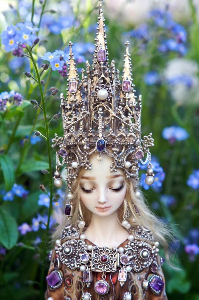Невероятные куклы Марины Бычковой