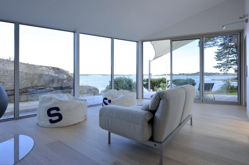 Алюминиевый дом JVA Architects