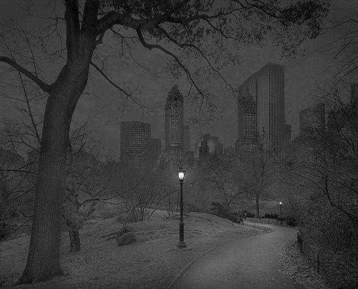 Мистический Центральный парк Нью-Йорка в снимках Michael Massaia