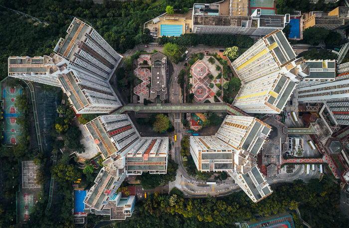Клаустрофобия жизни в Гонконге: фото Andy Yeung