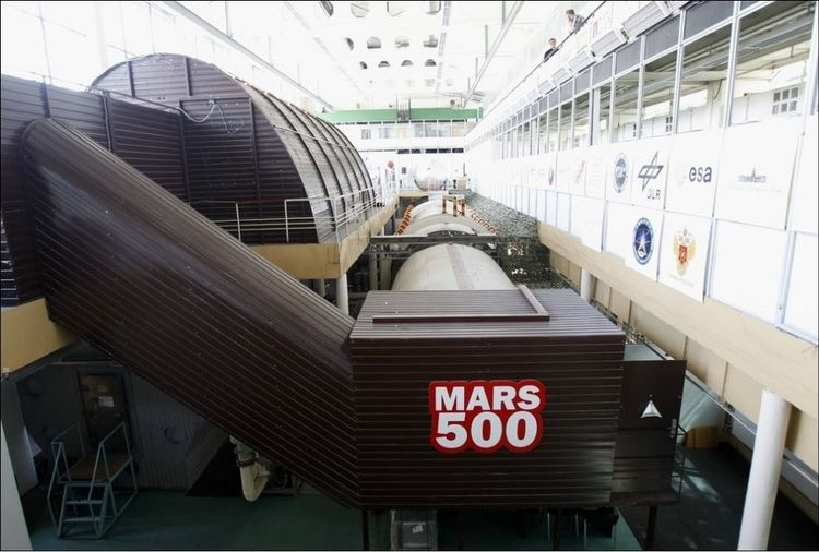 Проект «Марс-500»