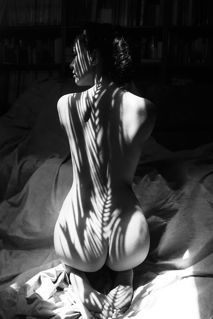 Украшения из теней: фотоработы Emilio Jimenez