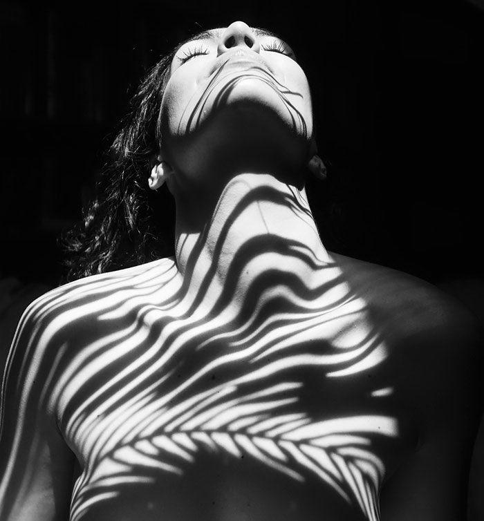 Украшения из теней: фотоработы Emilio Jim?nez