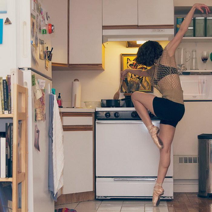 Танцоры в фотографиях David Perkins