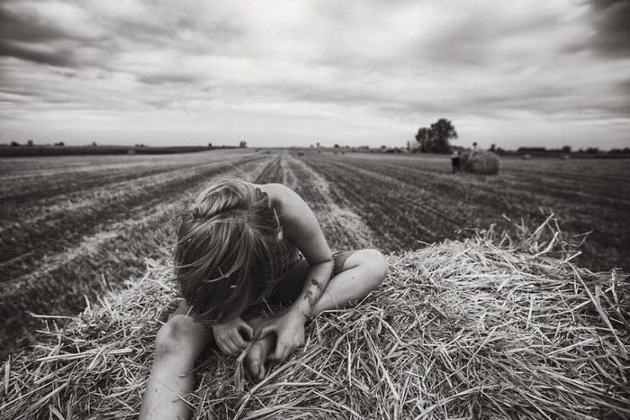 Лето в деревне в фотографиях Izabela Urbaniak