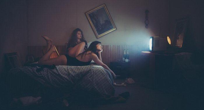 История одного номера в мотеле: фото Thibault Bunoust