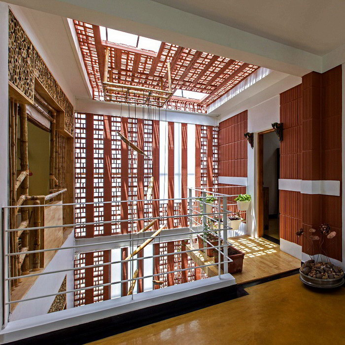 Красивый дом в Бангалоре