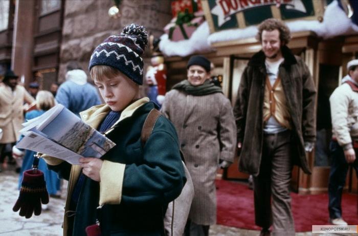 Лучшие фильмы с новогодним настроением