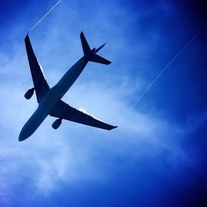 Самолеты в фотографиях James Carroll