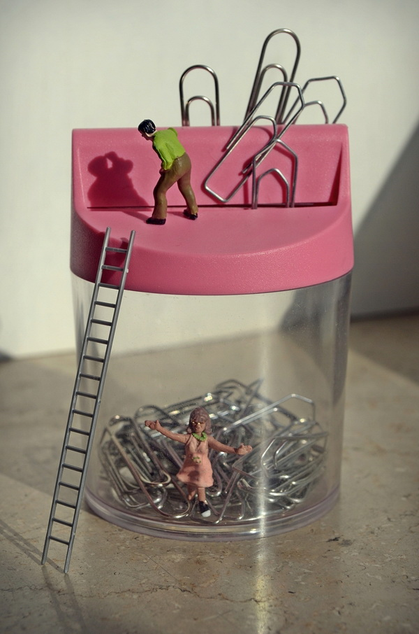 Офисные миниатюры Bettina Güber