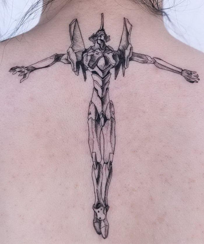 Детализированные татуировки мастера Oozy