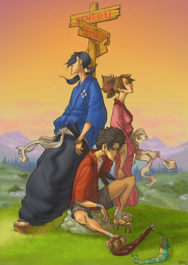 Иллюстрации Sergi Brosa