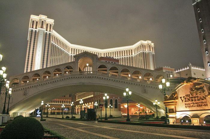 The Venetian Макао: самое роскошное казино в мире