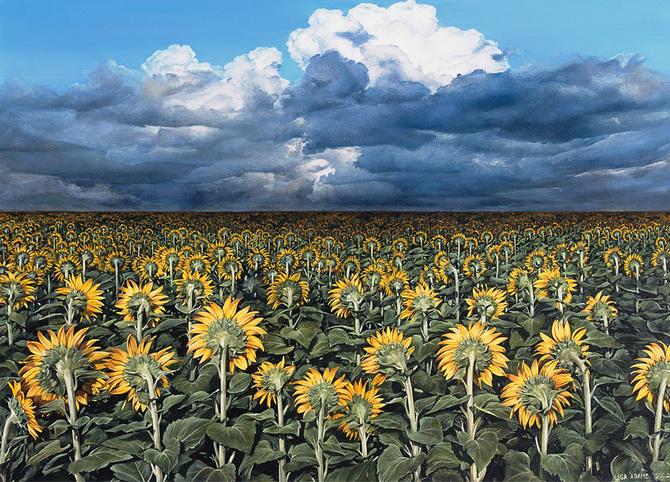 Картины Lisa Adams