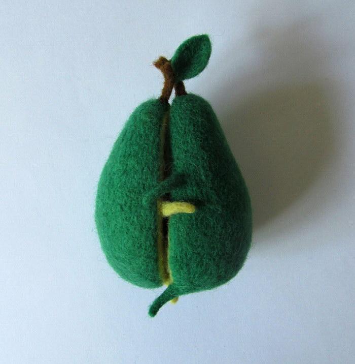Мимимишные авокадо Hanna Dovahan