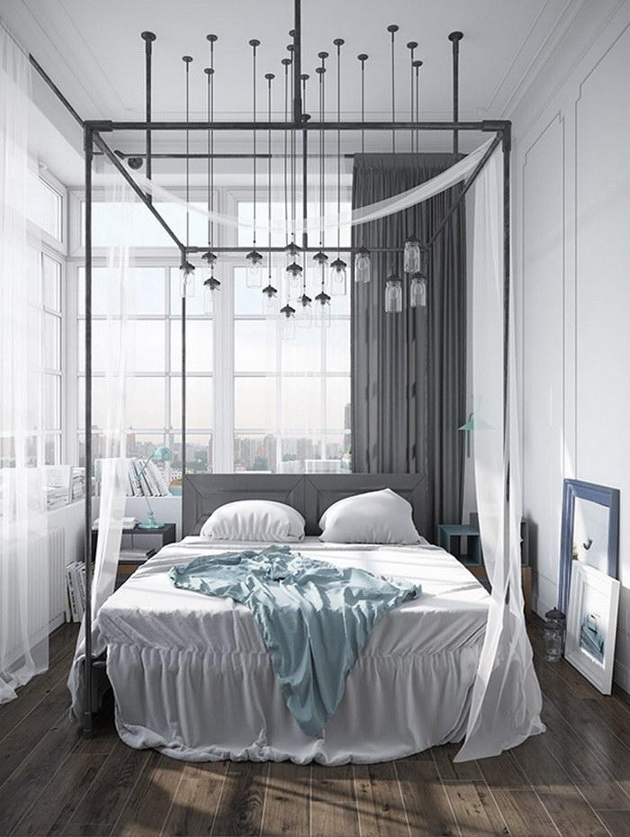 Элегантная квартира в Мурманске