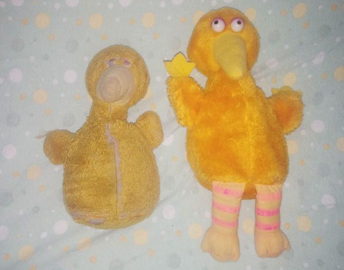 Старые игрушки и их новые копии