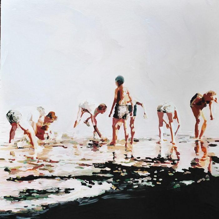 Ностальгия по детству в картинах Lisa Golightly