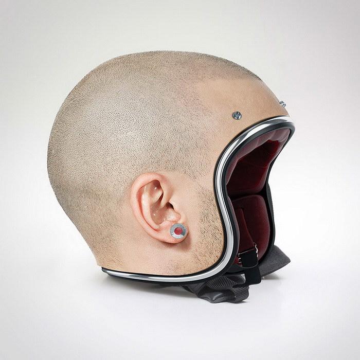 Креативные шлемы Jyo John Mullor
