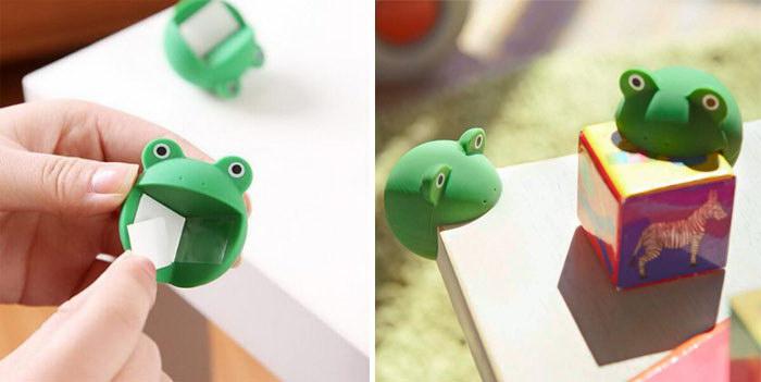 Забавные уголки, которые защитят детей от острых углов