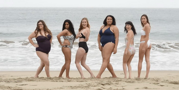 Простые женщины повторили фотосессию Victoria Secret