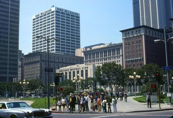 Лос-Анджелес более пятидесяти лет назад – уникальные фотографии