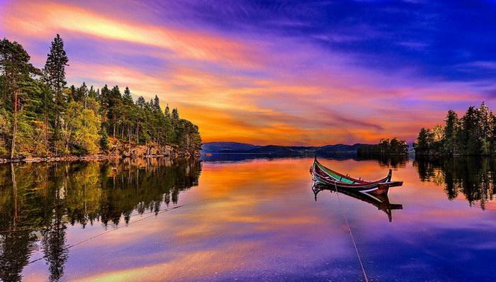 Пейзажный фотограф Aziz Nasuti