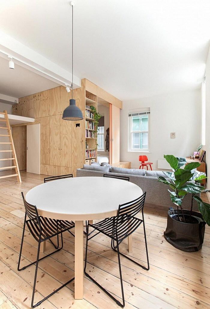 Светлые апартаменты в Мельбурне