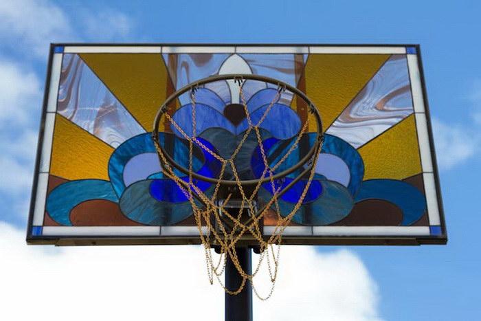 Роскошь баскетбольных колец в фотопроекте Victor Solomon