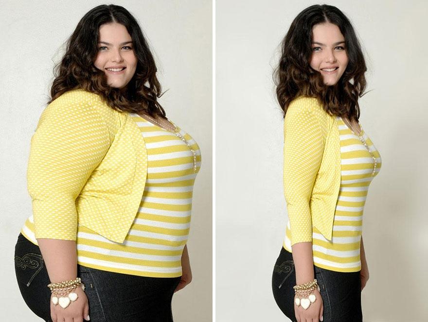 Группа энтузиастов «мотивирует» полных девушек похудеть