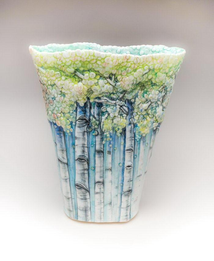 Нежная керамика Heesoo Lee