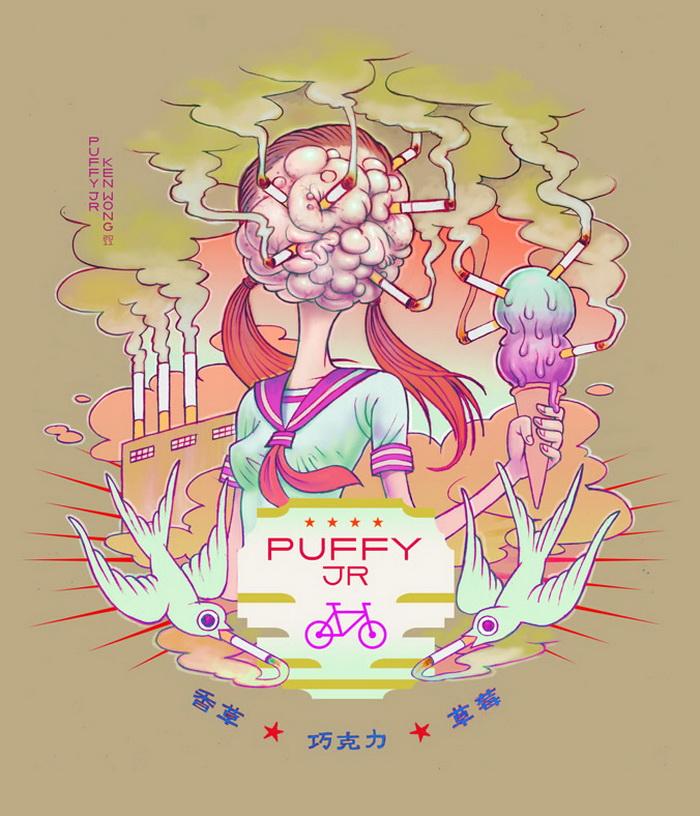 Иллюстрации Ken Wong